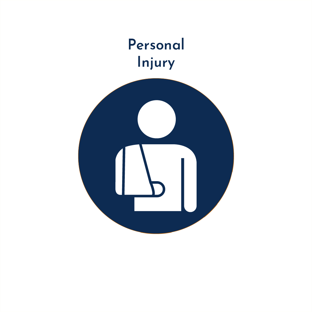 Personal injuries not only cause physical pain, but often emotional and financial hardship through loss of work, medical bills, and stress placed upon families and loved ones.