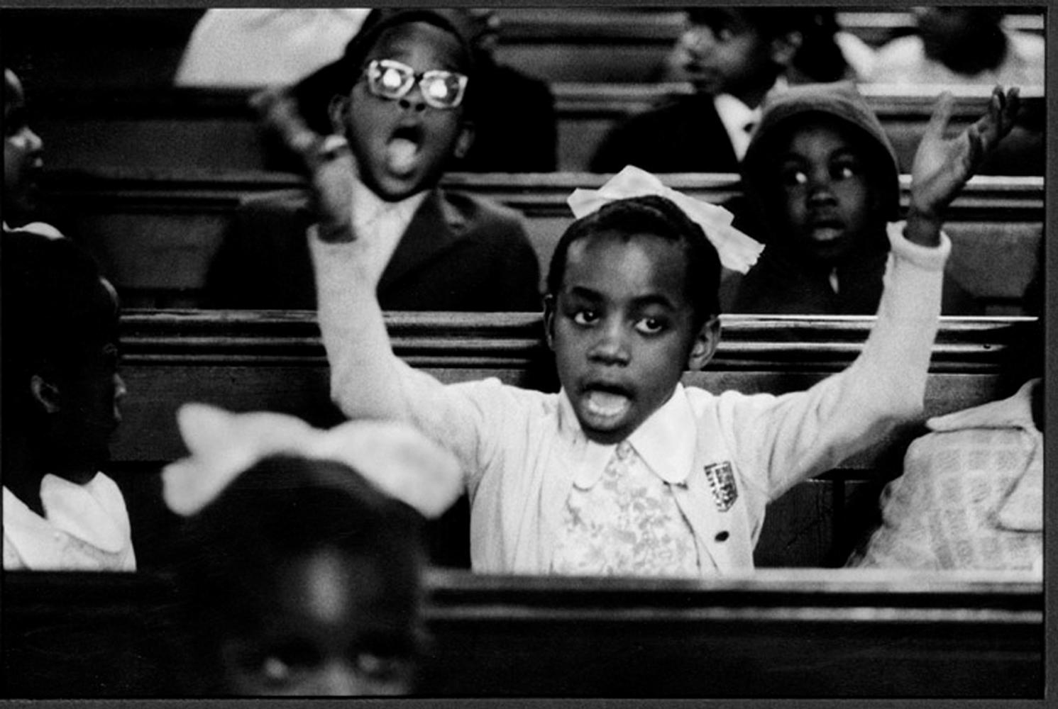 68 child sings in church, Brixton, London.jpg