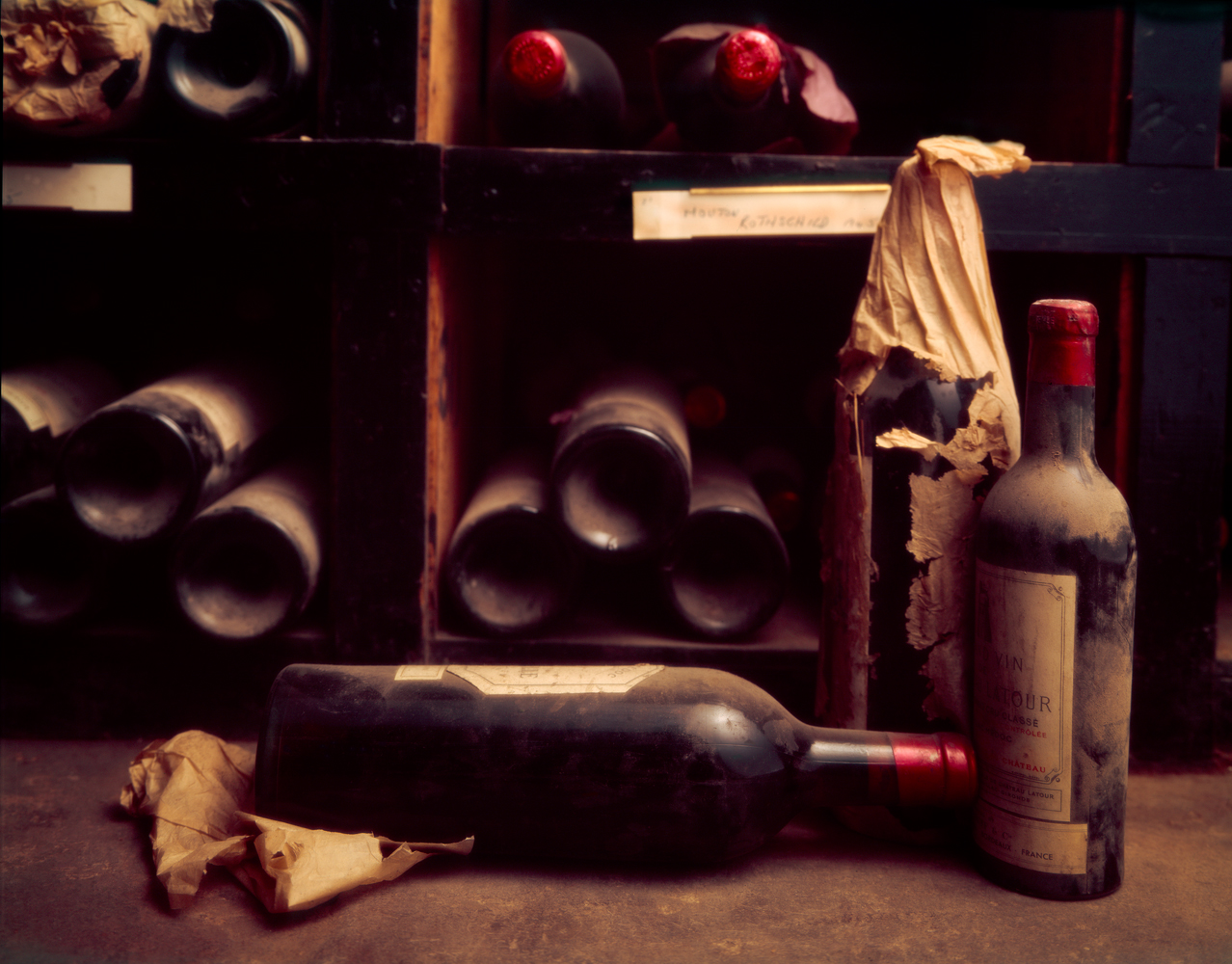 wine cellar with French wines...139.jpg