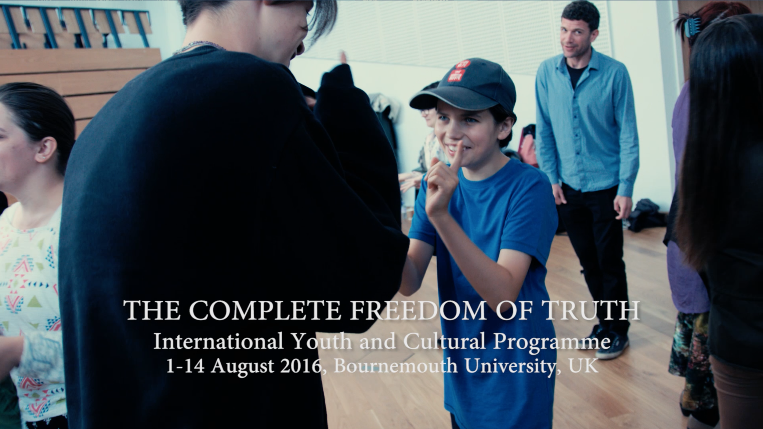 - In August 2016, TCFT brought 135 young people, artists and facilitators to be hosted by the University of Bournemouth, where a handful of highly creative professors along with Opera Circus' mentors and artists worked for 2 weeks with the young people to create exciting music, animation, photography, poetry and films amongst many cross cultural discussions. You can see this episode here.