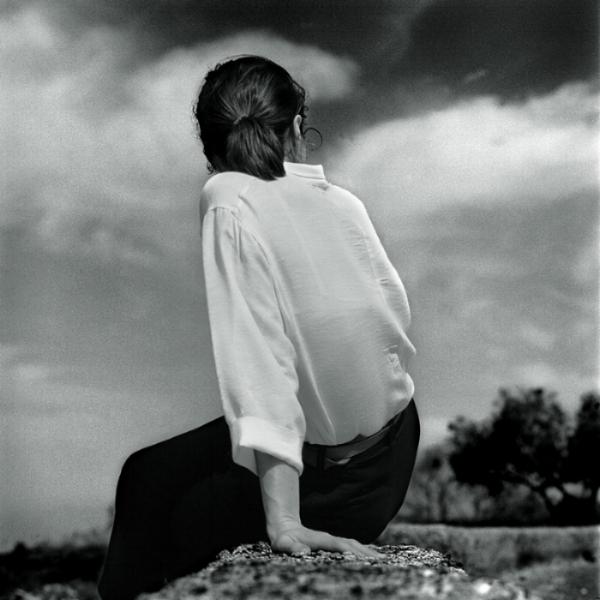 Tina in Tuscany 1984