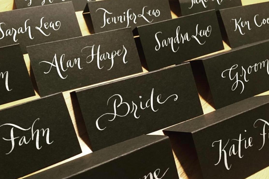 PLACE CARDS - $1.35 and up