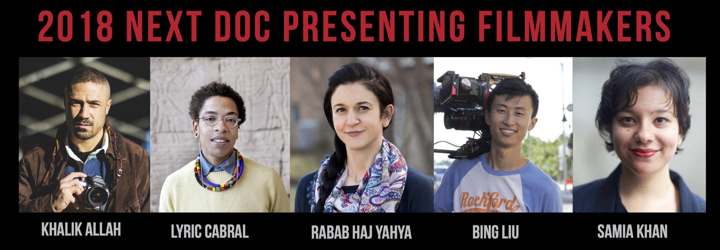 2018 Presenting Filmmakers Image.Forwebsite.jpg