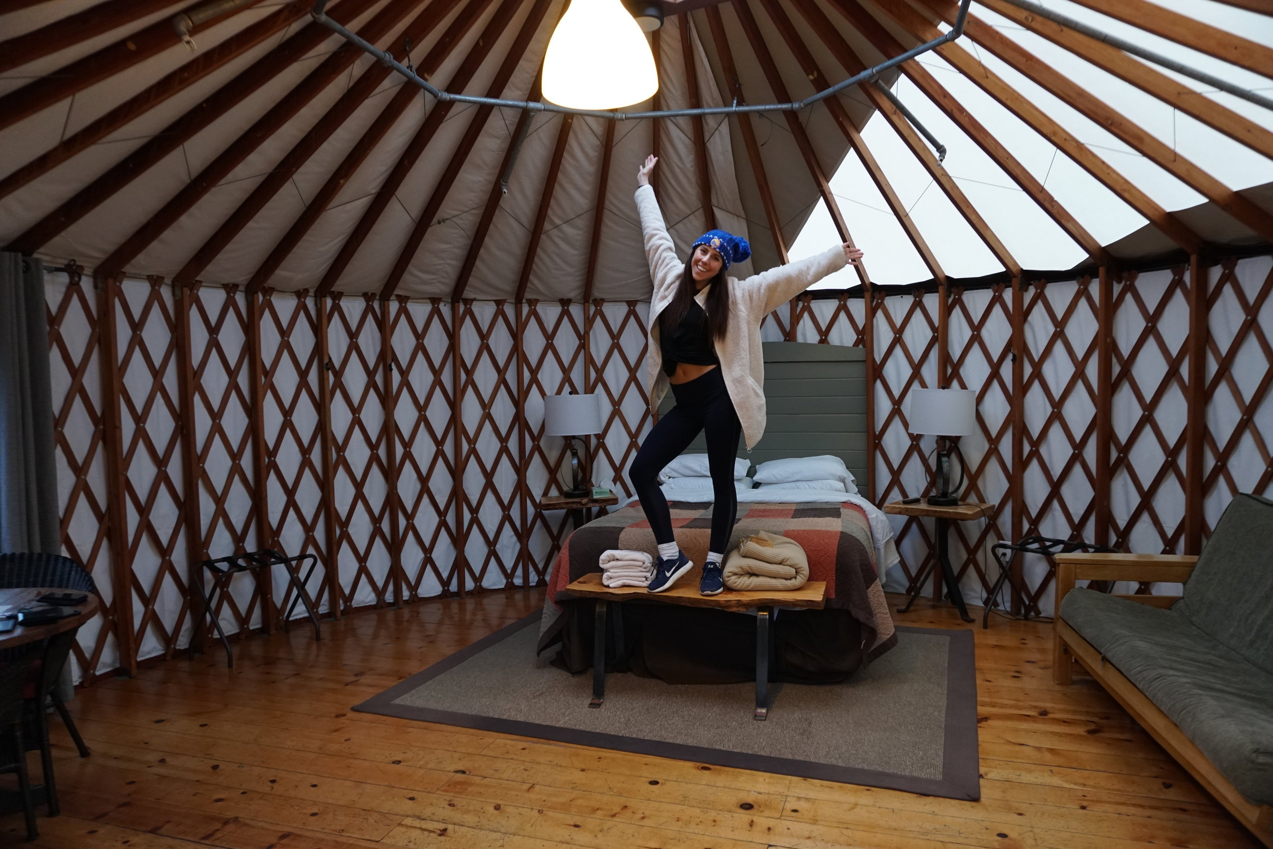 Big Sur Yurts West East Yurt homes video with david's instrumental. big sur yurts west east
