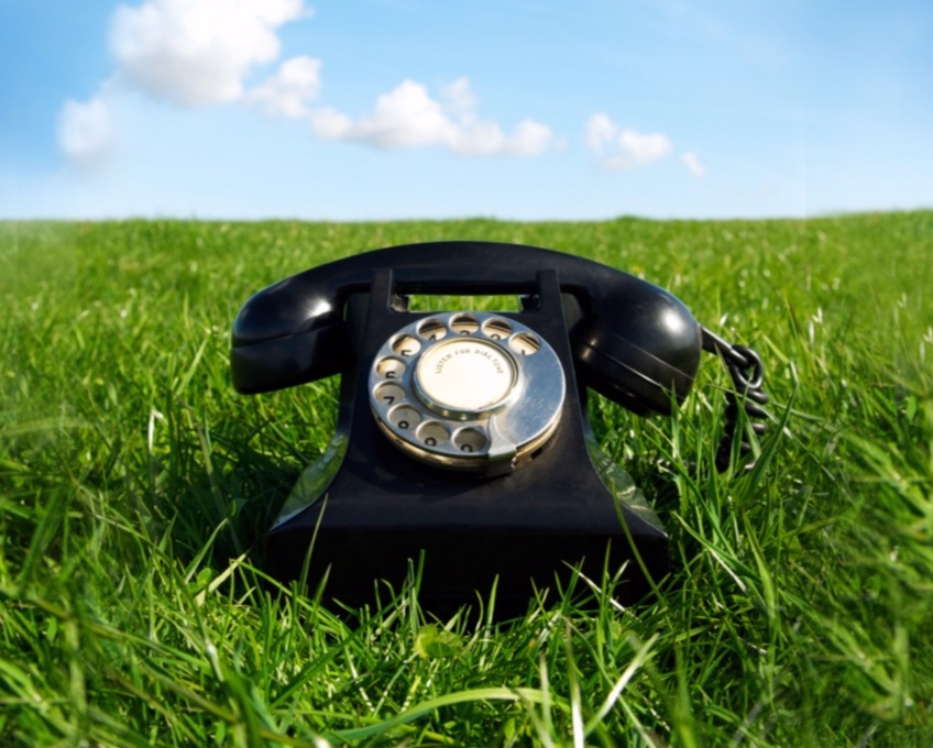 We believe in providing extraordinary customer service on the phone and in the field.