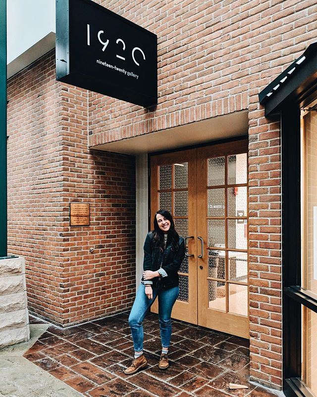 Our wonderful design intern @madifox graduates tomorrow !! Madi has been with 1920 for 3 years and has played a huge role in establishing our visual identity. We are so thankful for all her hard work & will miss her greatly!