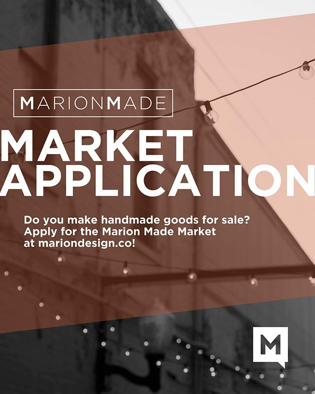 The Market is from 12-5pm on November 16th at the Boston Hill Center, and space is limited so sign up now!