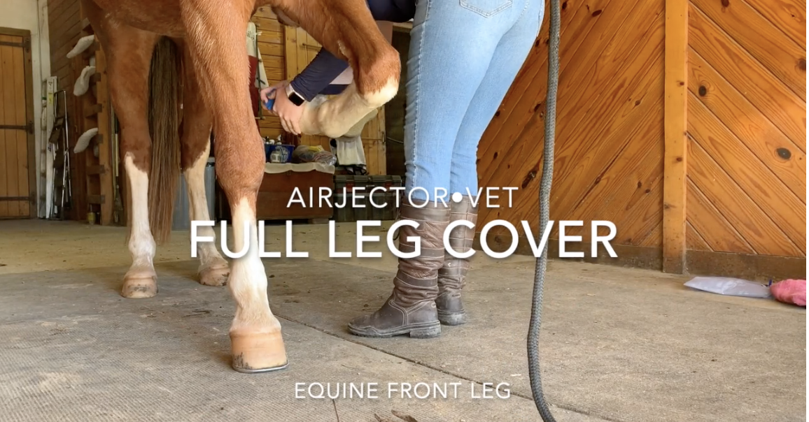 Videos - Videos demonstrating the Airjector•Vet