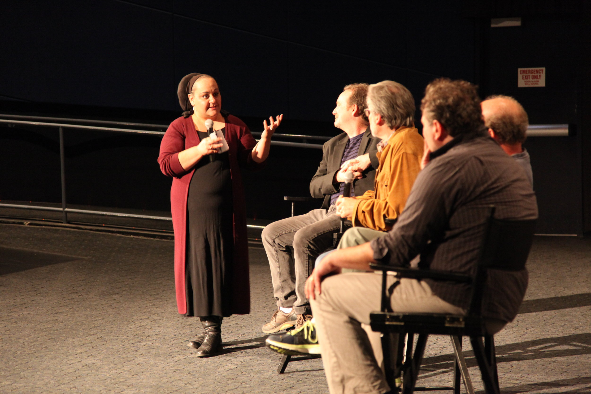 Curator, Marjan Safinia, Consulting Editor/Associate Producer, Doug Blush, Director, Paul Lazarus, Producer, Barry Opper, Composer, Marco d'Ambrosio