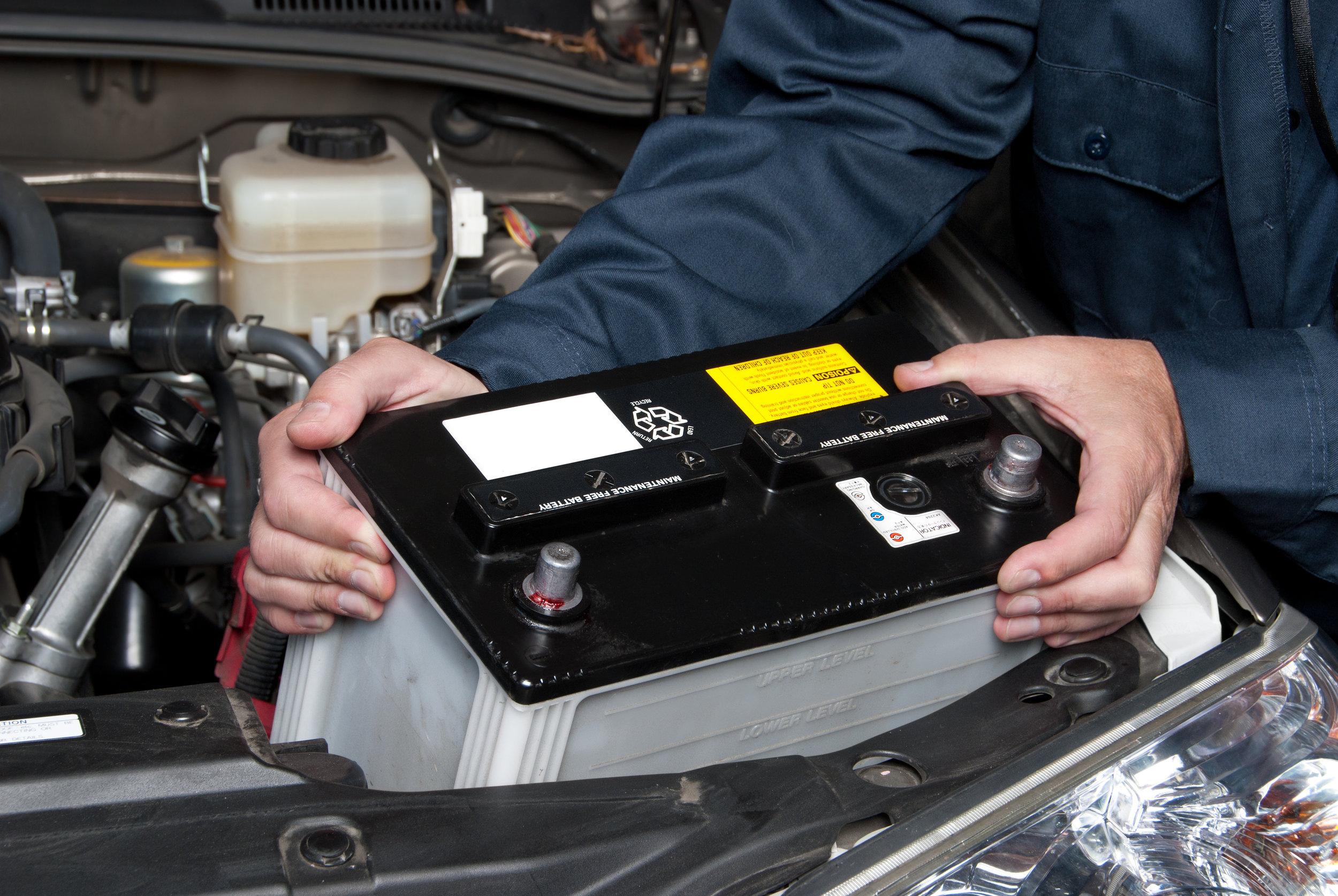 Car Battery Assistance - 24 Hour Battery Jump Start & Car Battery Replacement