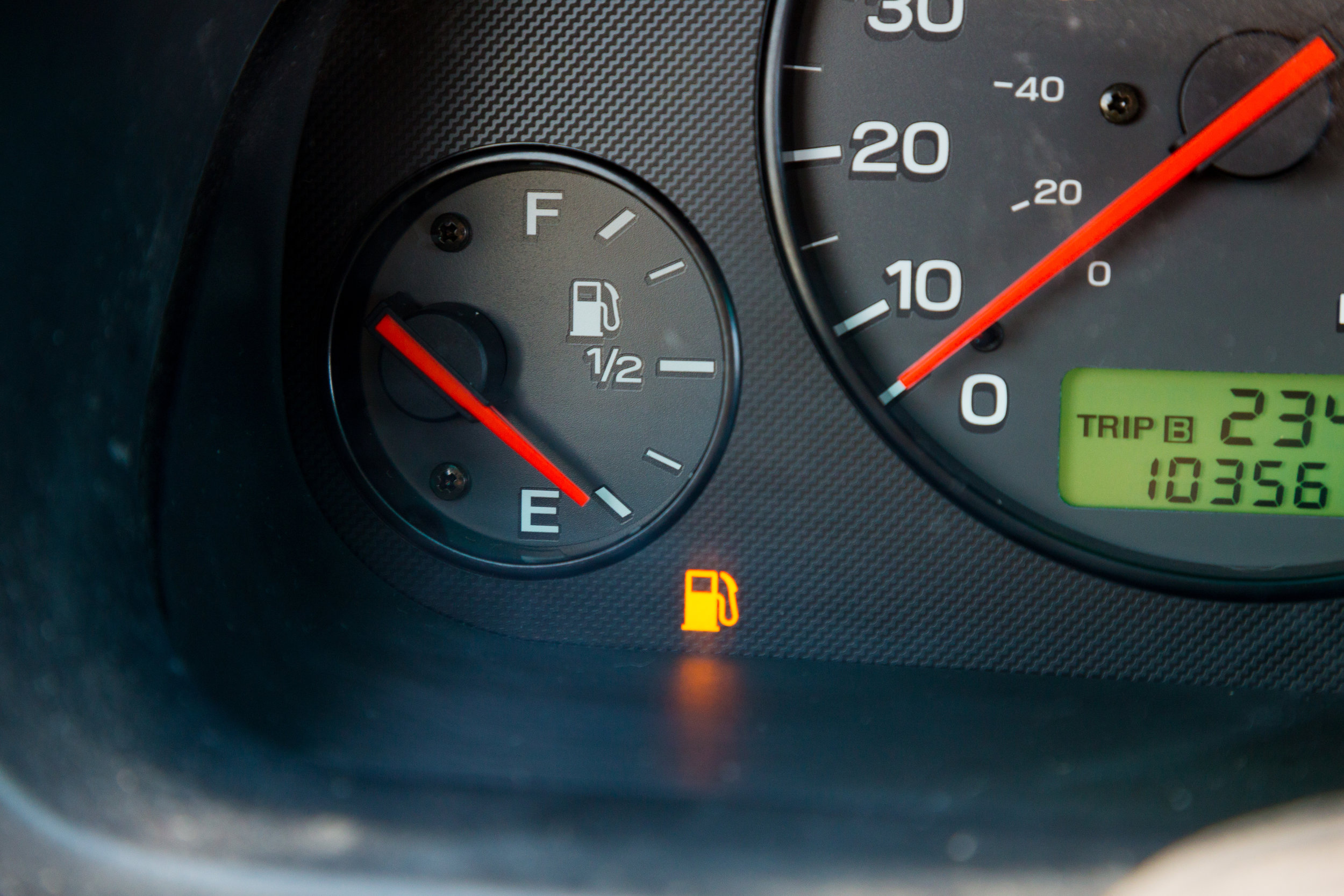 Fuel Delivery - When you run out of gas we can help.