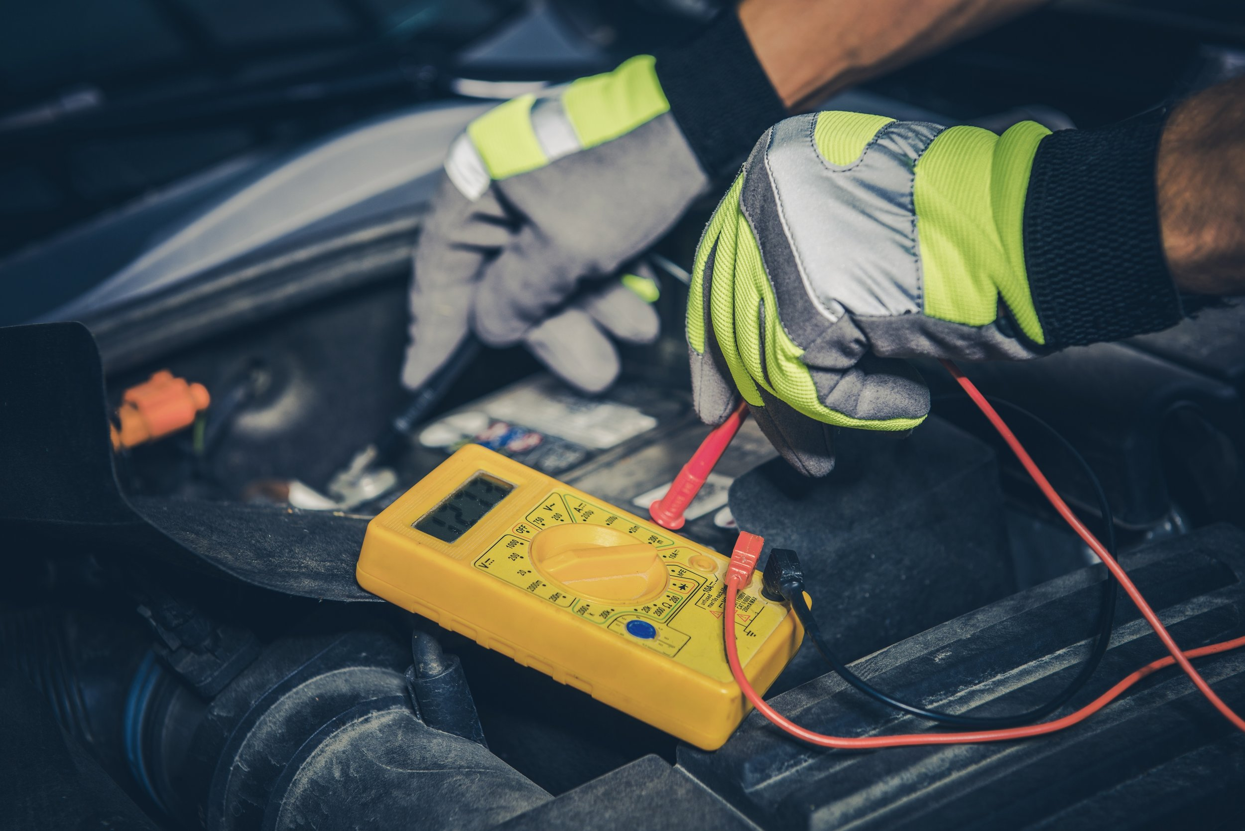 24 Hour Car Battery Delivery & Install in San Antonio Texas.