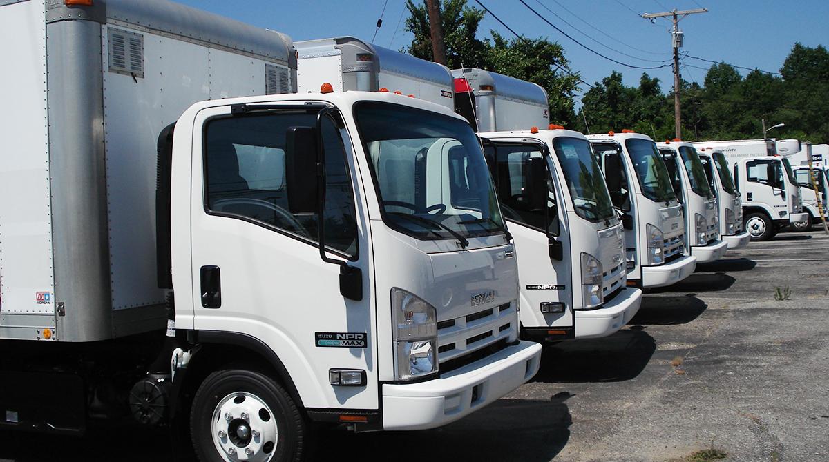 Isuzu Truck Repair - FTR & NPR Repair Services in San