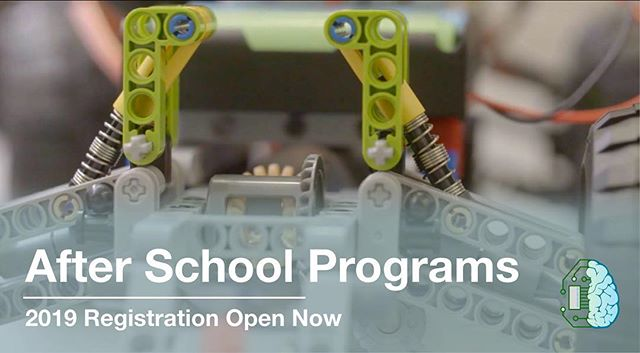 After school programs running from Feb to May 2019. Registration open now! Learn more at www.braincubator.ca