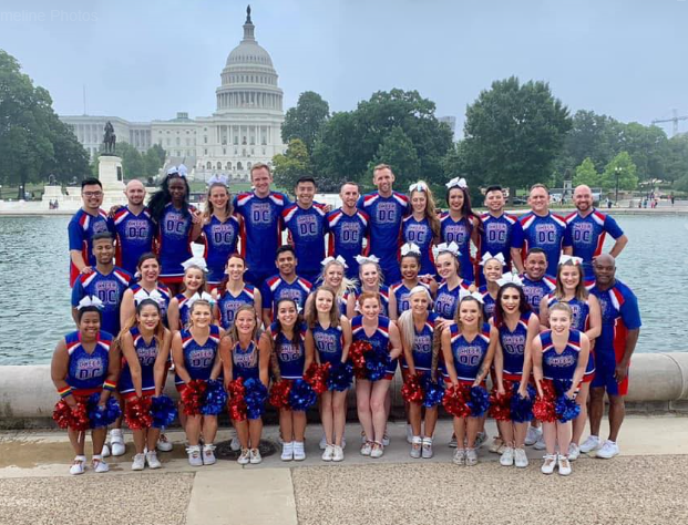 Cheer DC, Performing team (FAMILY) 2019