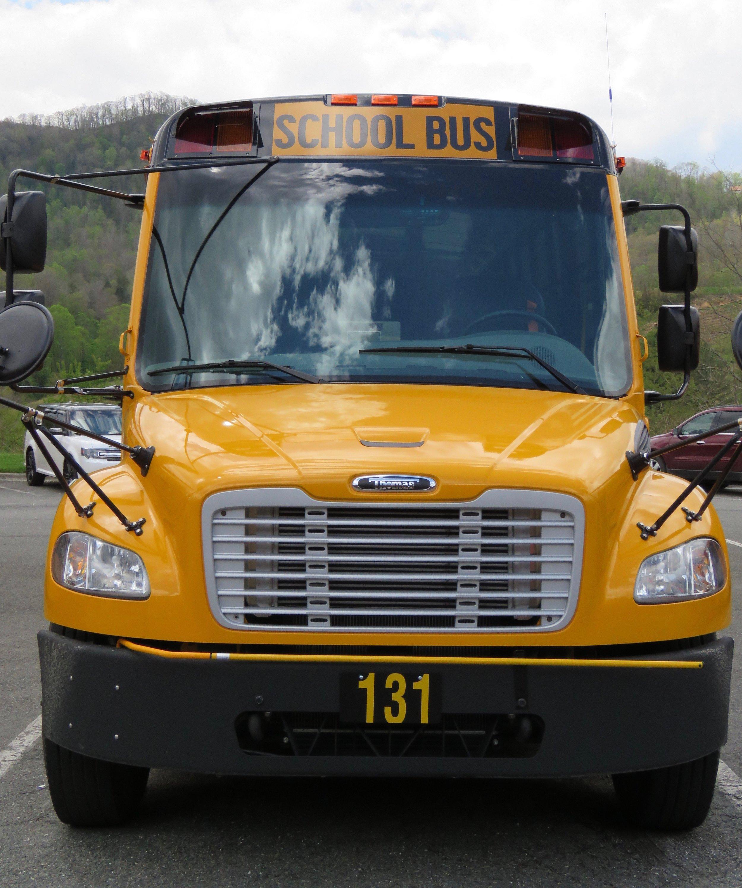 schoolbusfront