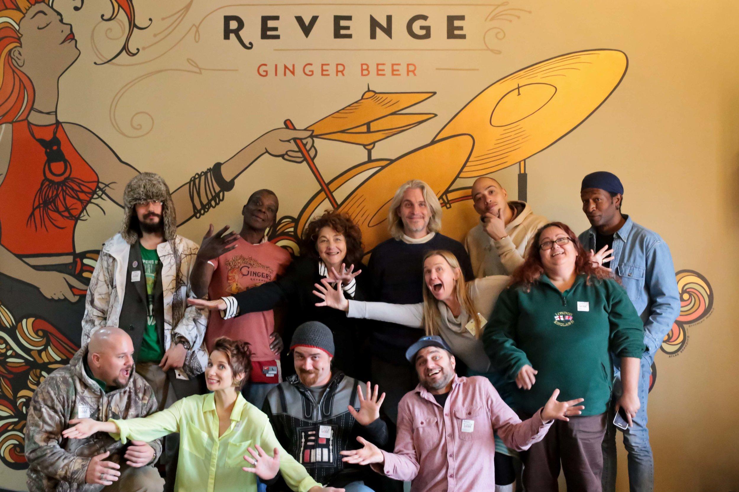 iah gingers revenge funny group.jpg