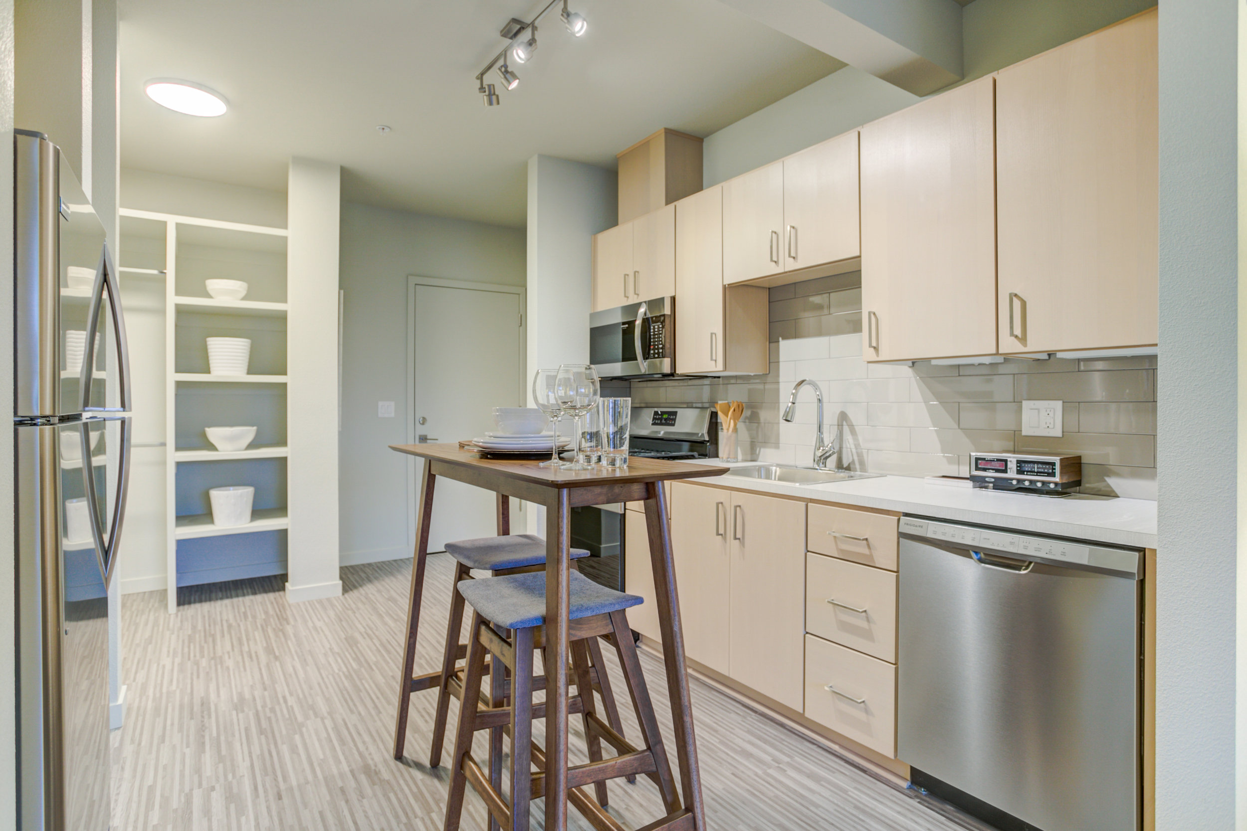 Soft Close Cabinetry -