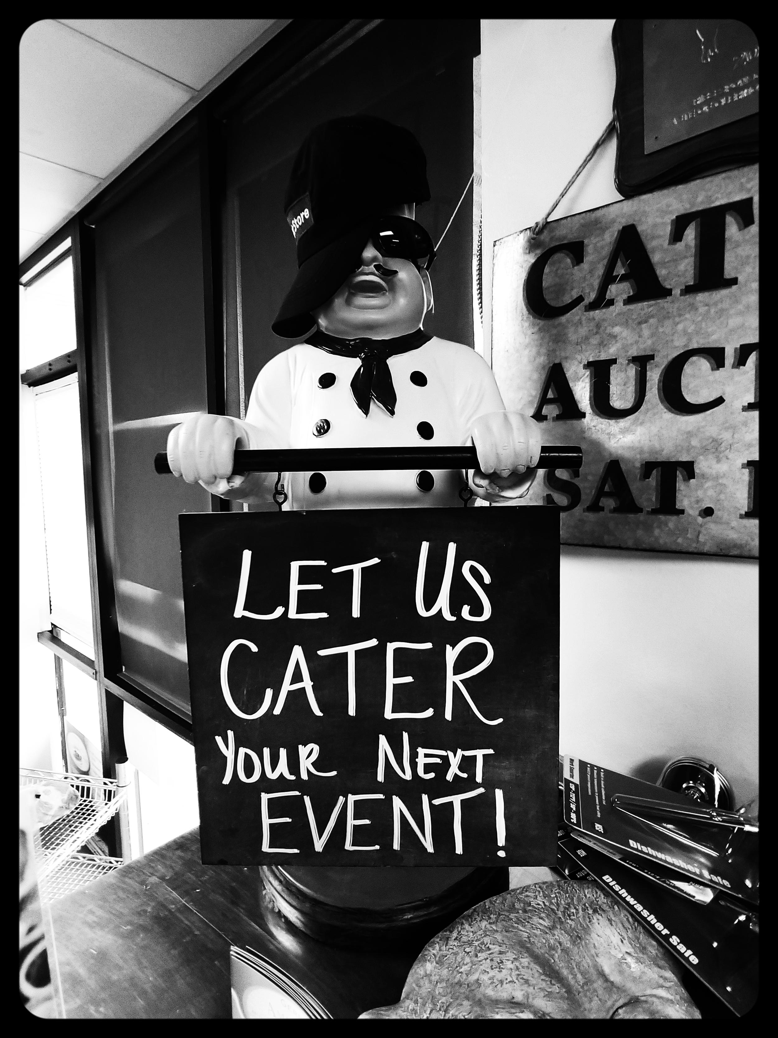 Scroll through our catering menu below.