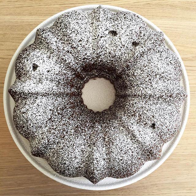 Chocolate Death Bundt Cake... with some chips that escaped. 😉 #Lollibakes . . . . #cakestagram #lethemeatcake #instacake #cakeporn #cakeoftheday #cakegram #cakecakecake #cakeboss #cakelovers #socalweddings #dessertporn #eaterla #foodie #lafoodie #studiocity #beverlyhills