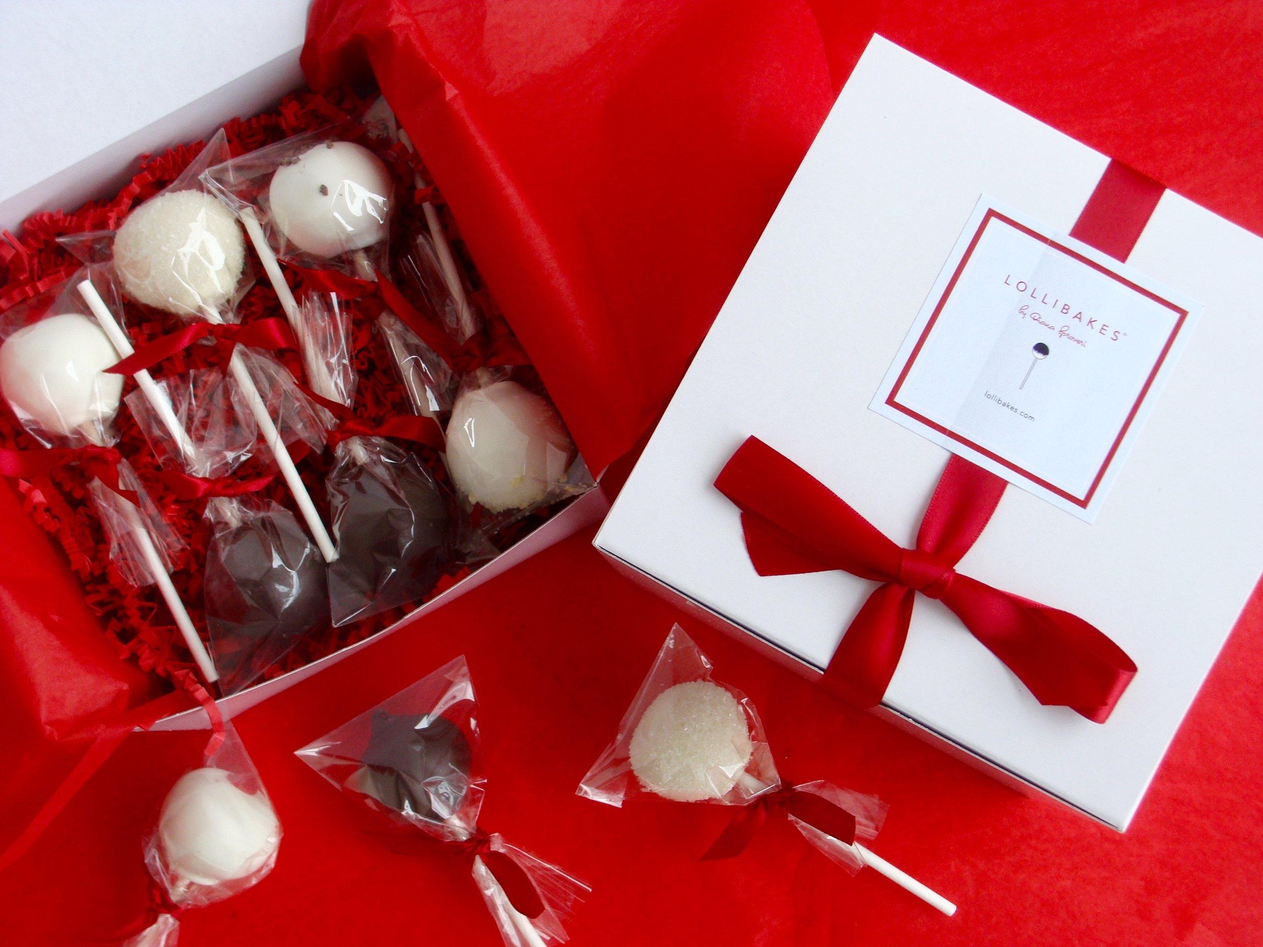 Lollibakes® 1 Dozen Gift Box
