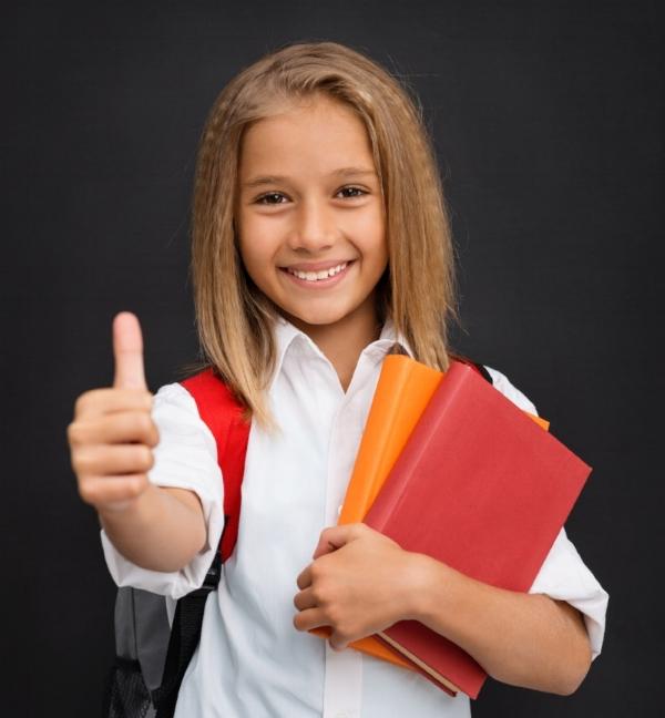 5th grade girl thumbs up iStock-505484359_Pixelfit.jpg