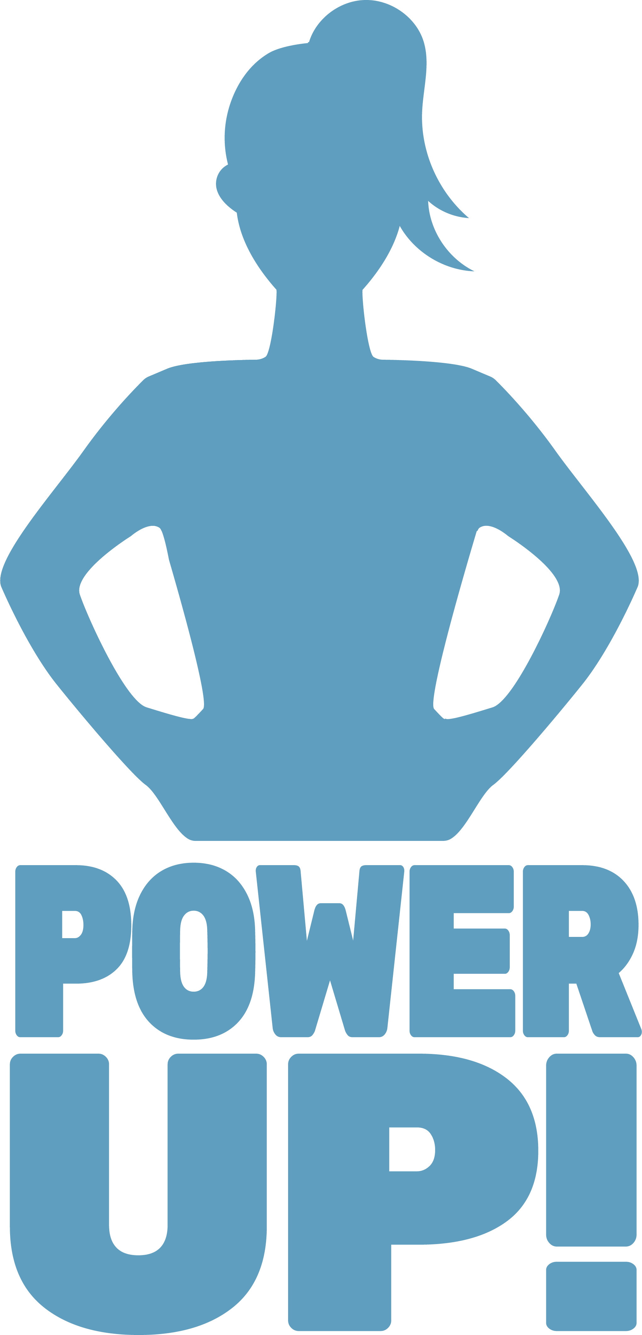 PowerUp for Middle School Logo