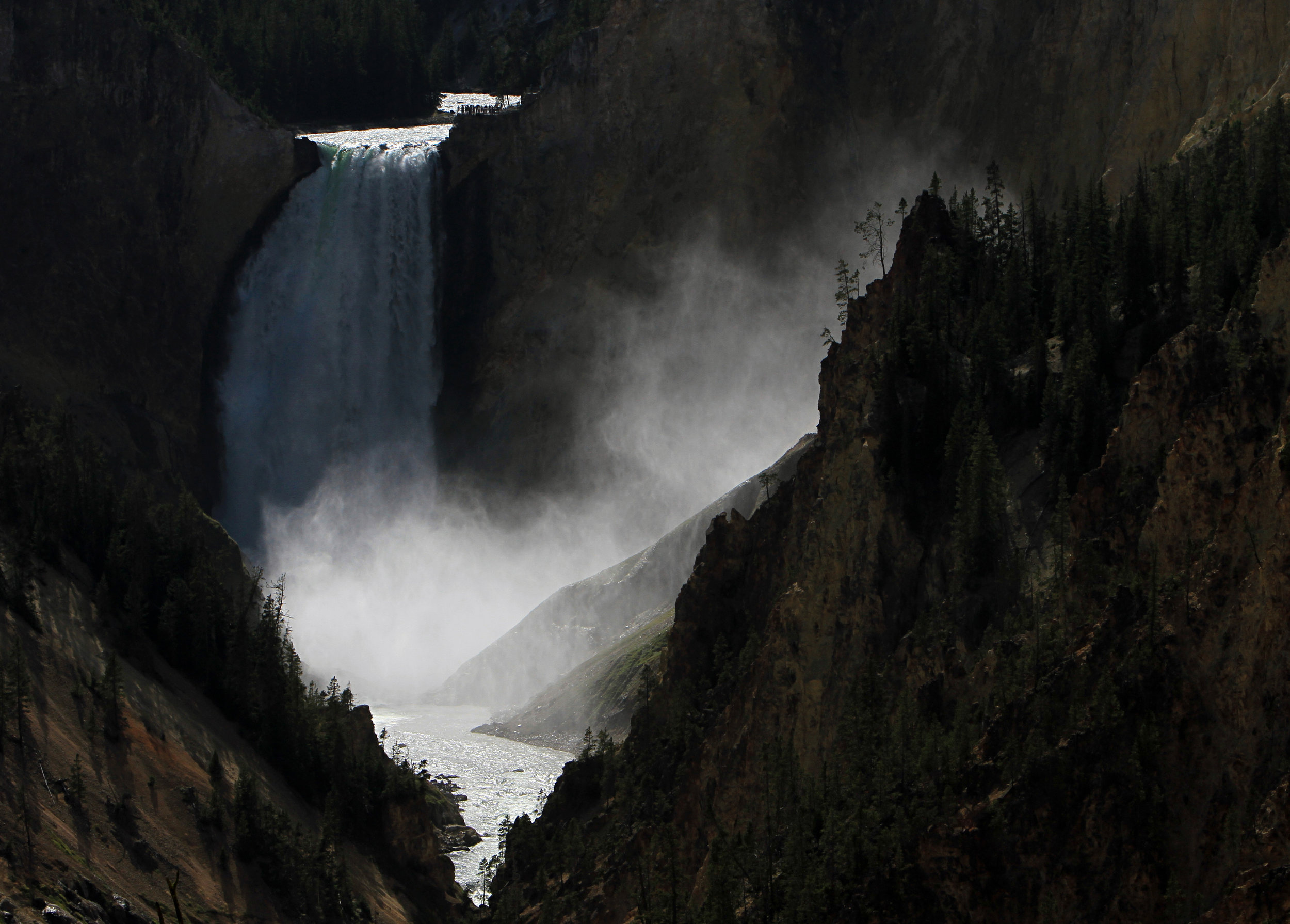 WATER IN THE NATIONAL PARKS