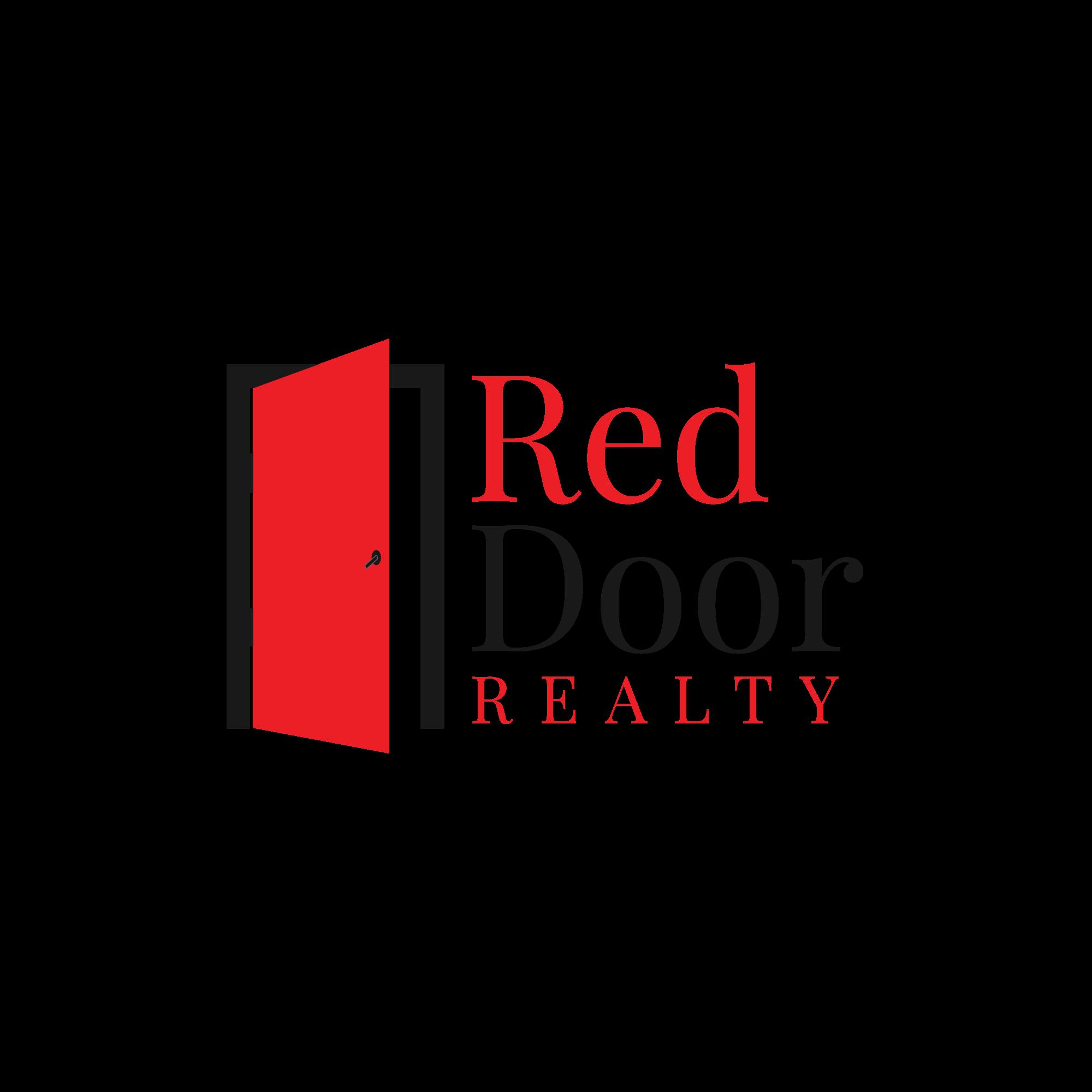 Red door logo on transparent background.png