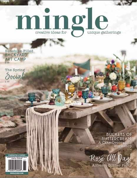 Mingle Magazine