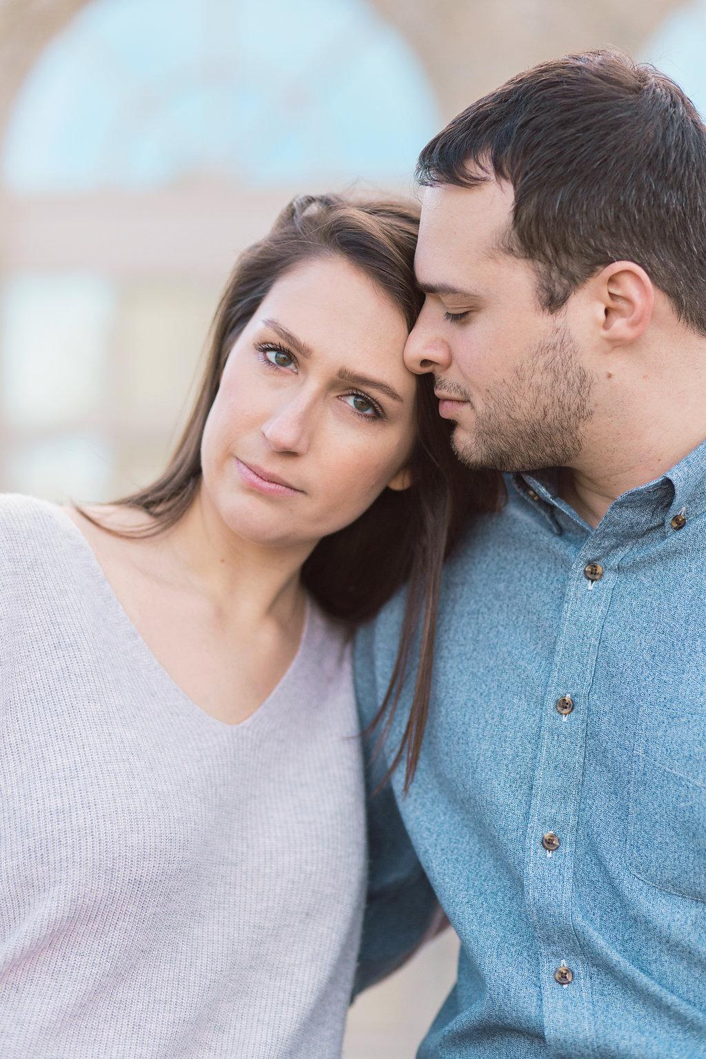 cincinnati engagement session - cincinnati wedding planner