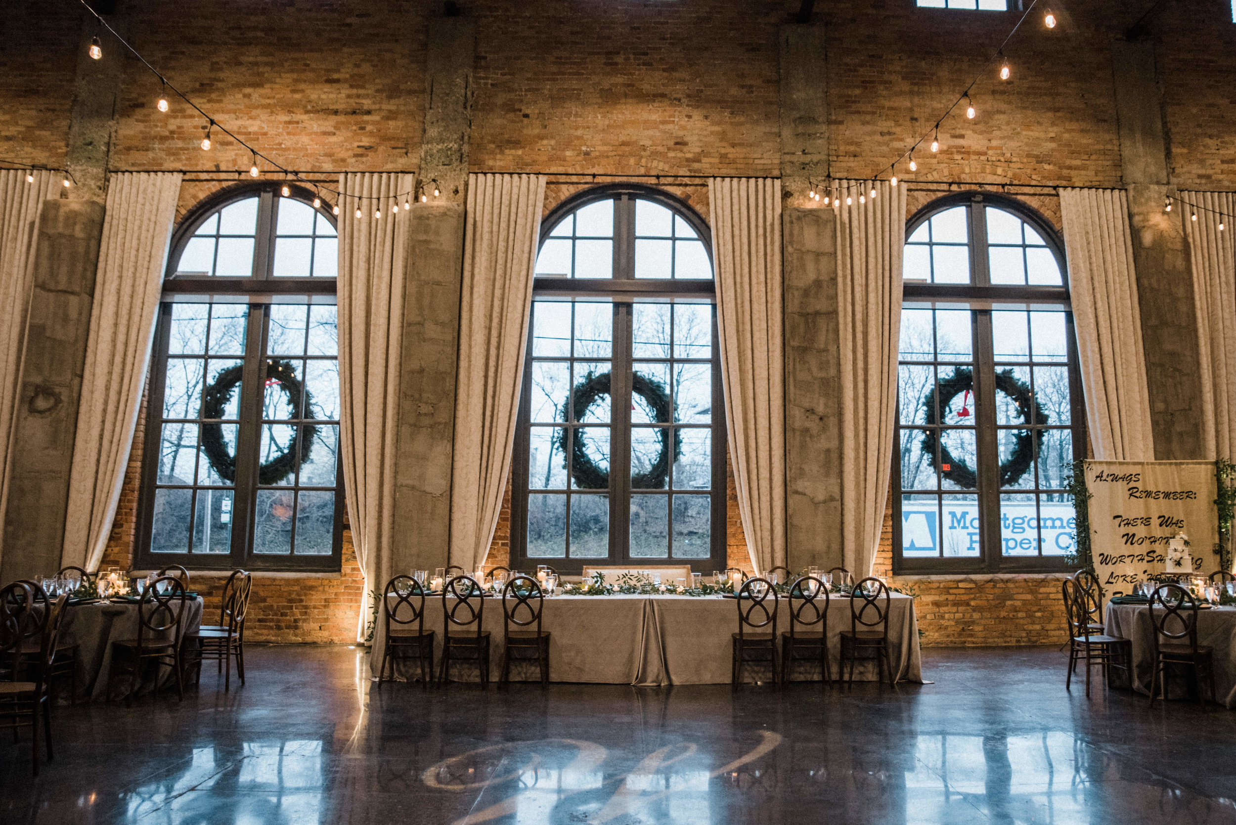 Steam Plant wedding, Dayton wedding, fine art wedding, Dayton wedding venue, what to do before you get a wedding venue, dayton wedding planner