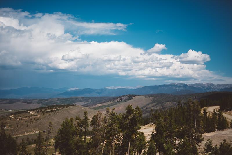 colorado mountain destination wedding