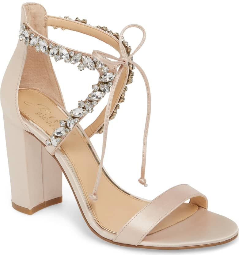 Jewel by Badgley Mischka Thamar Sandal