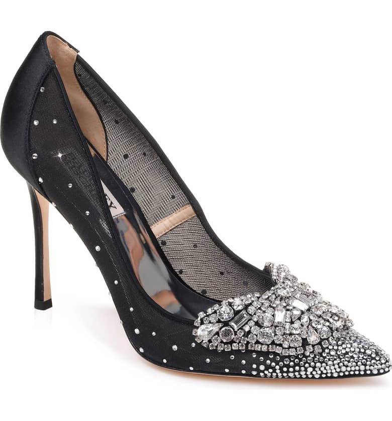 Badgley Mischka Quintana Pump