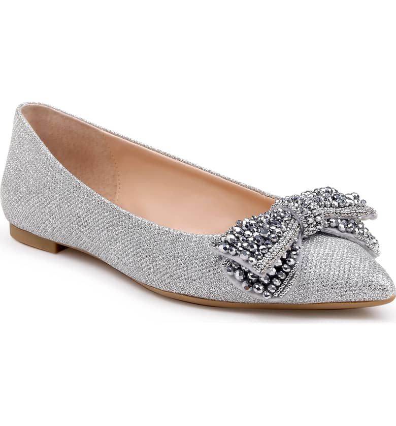 Jewel by Badgley Mischka Zanna Flat