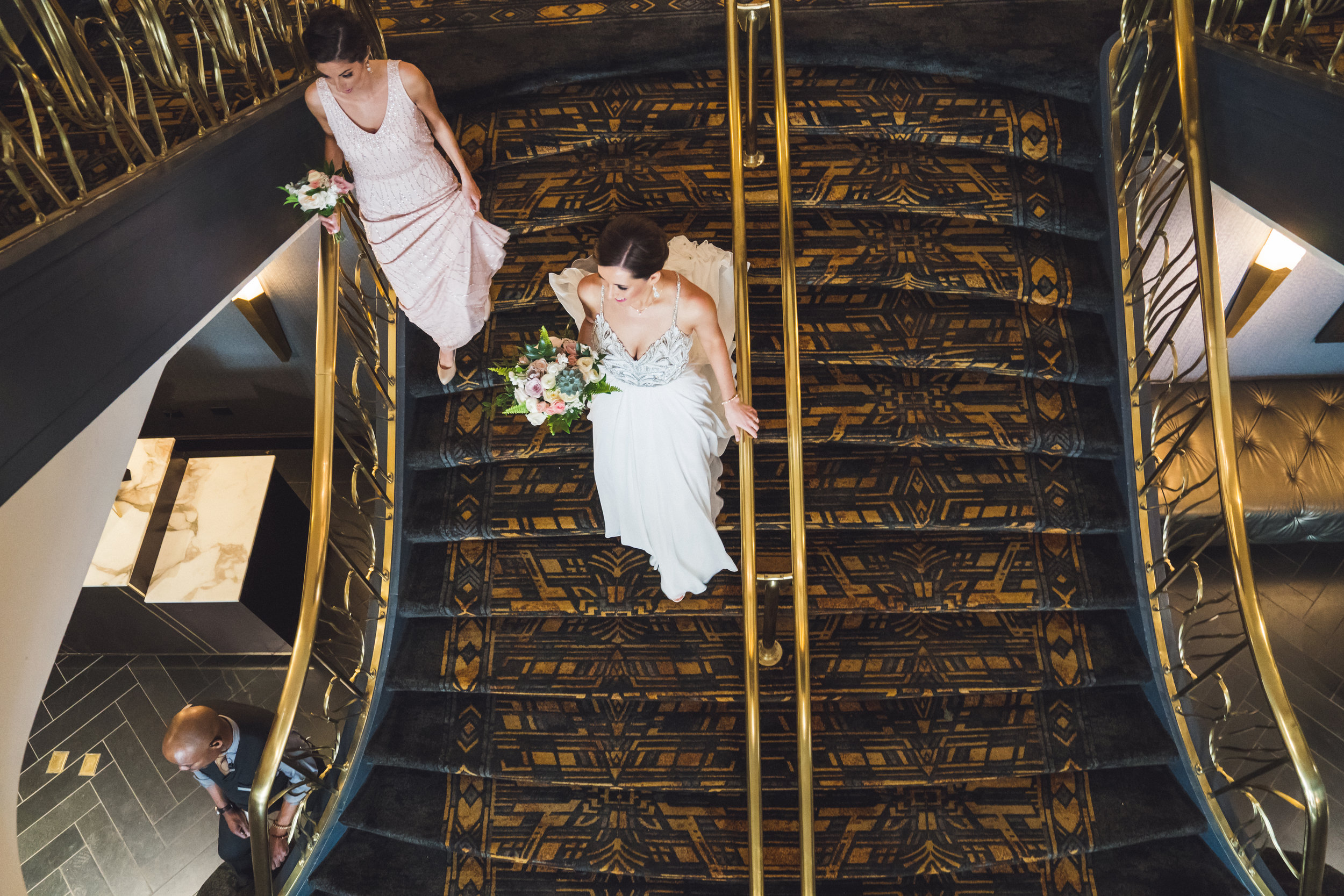 kimpton-chicago-wedding-staircase-wedding-planner