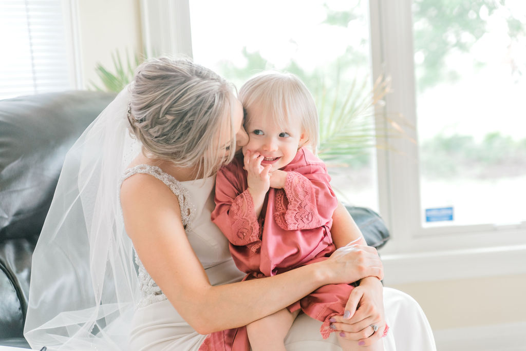 Dayton-event-planner-wedding-getting-ready-bride-and-daughter-photo