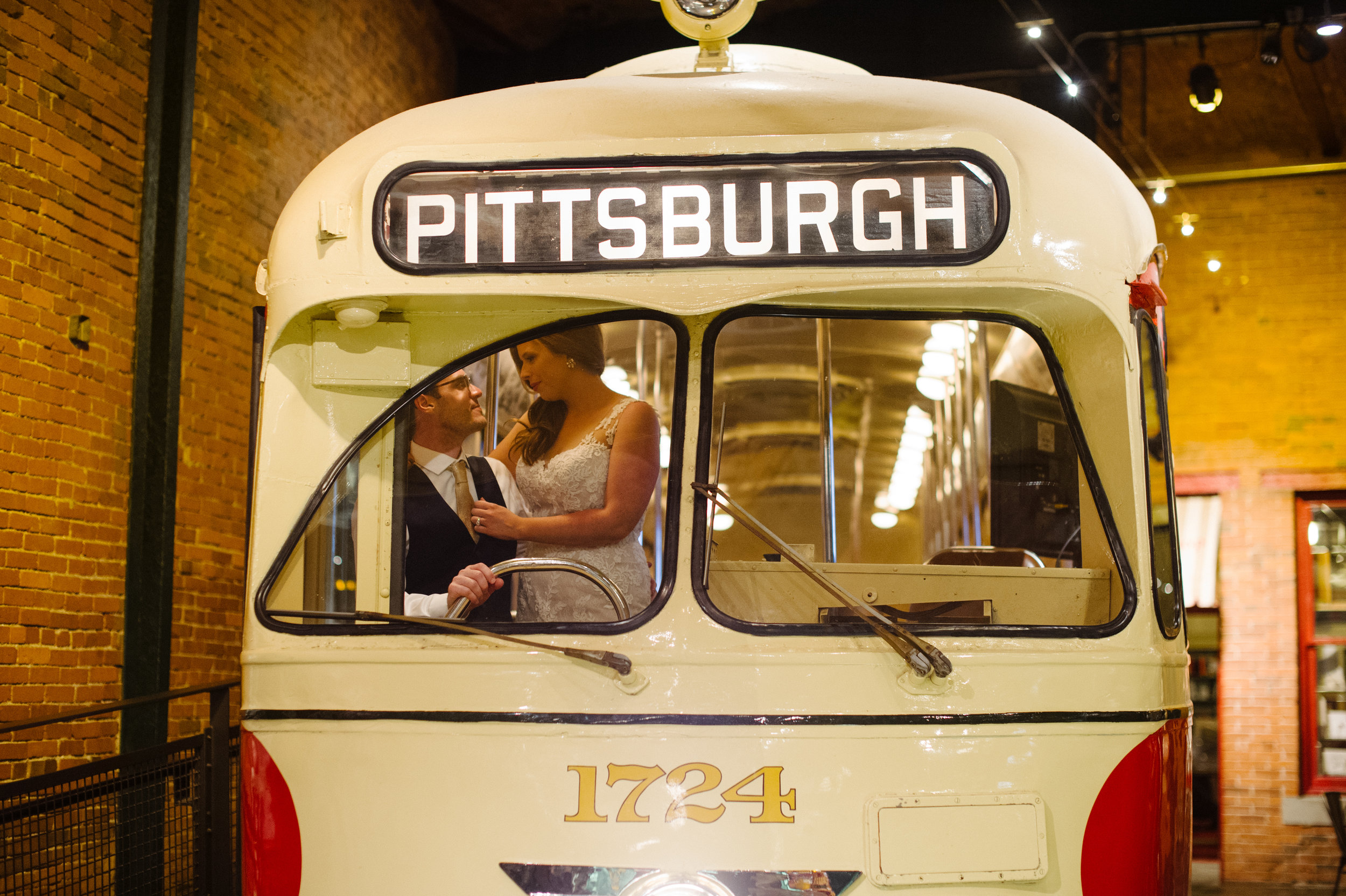 Michael Will Photography - Heinz History Center Wedding, Pittsburgh