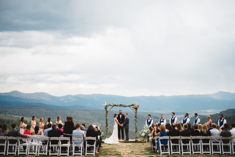 Tommy Huynh Photography - Granby Ranch Colorado Wedding