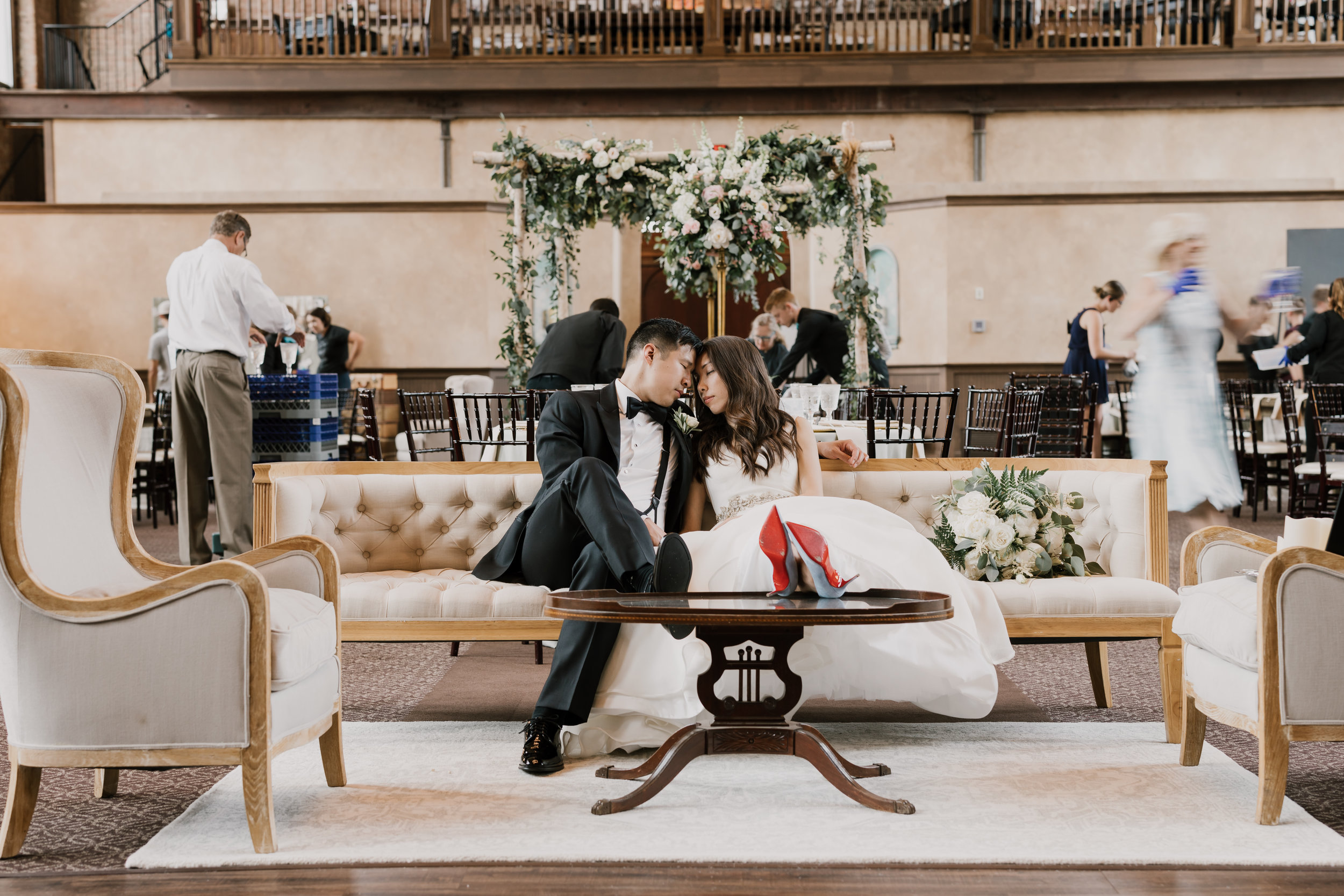 monastery event center wedding, Cincinnati wedding planner