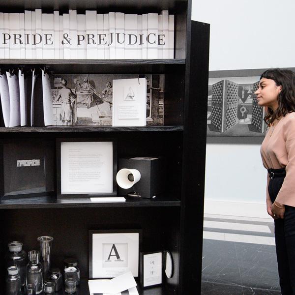 Type Tasting Case Study: British Academy installation and Lates