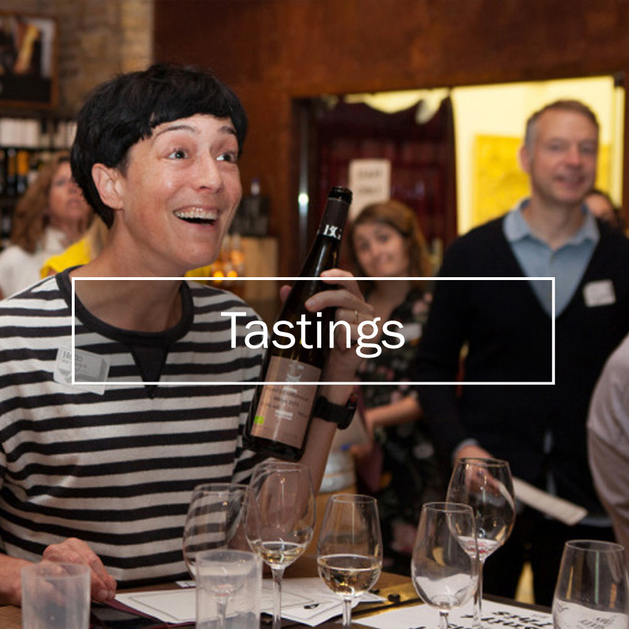 Type Tasting events: Tastings
