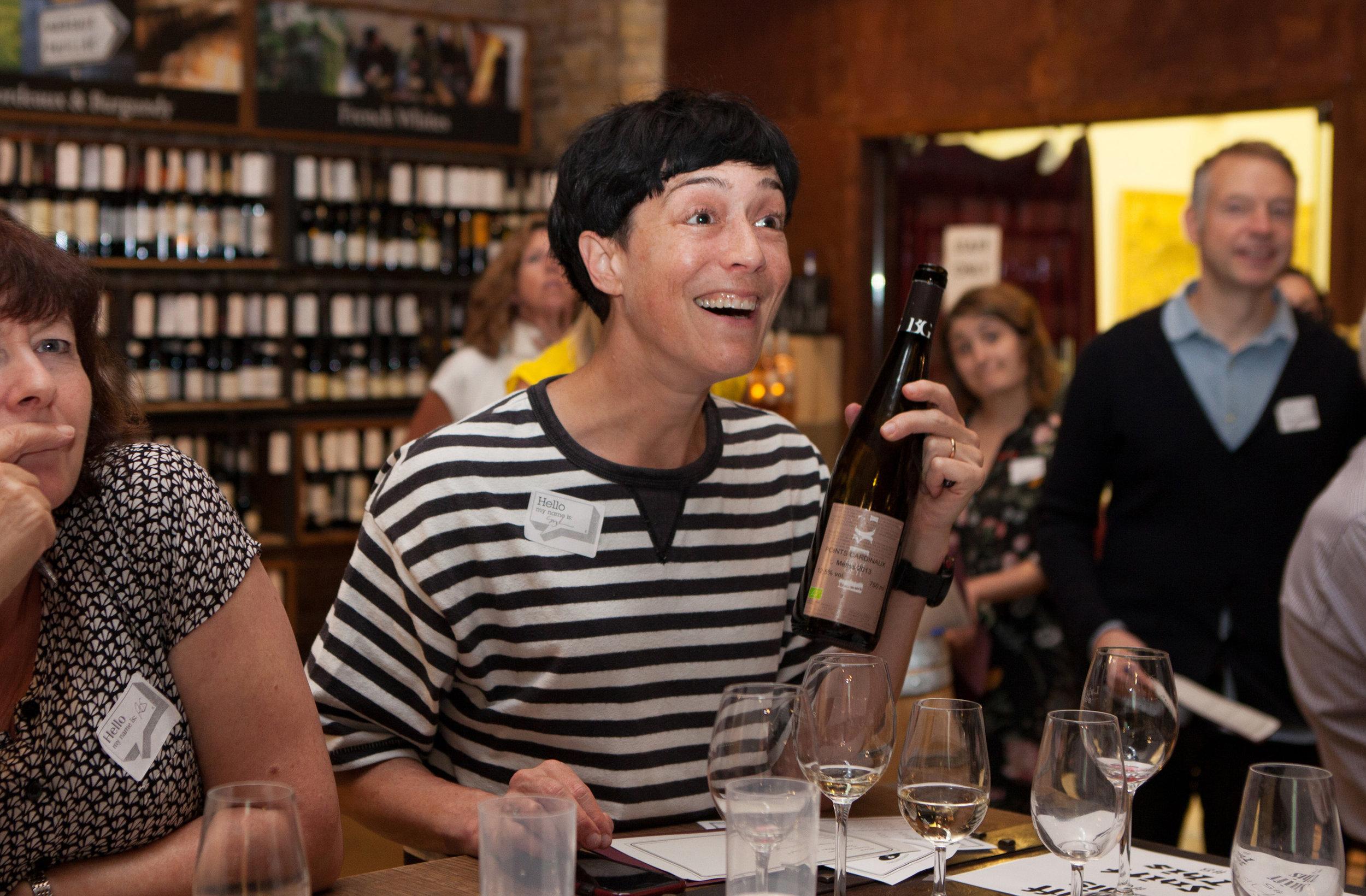 Wine and Type Tasting