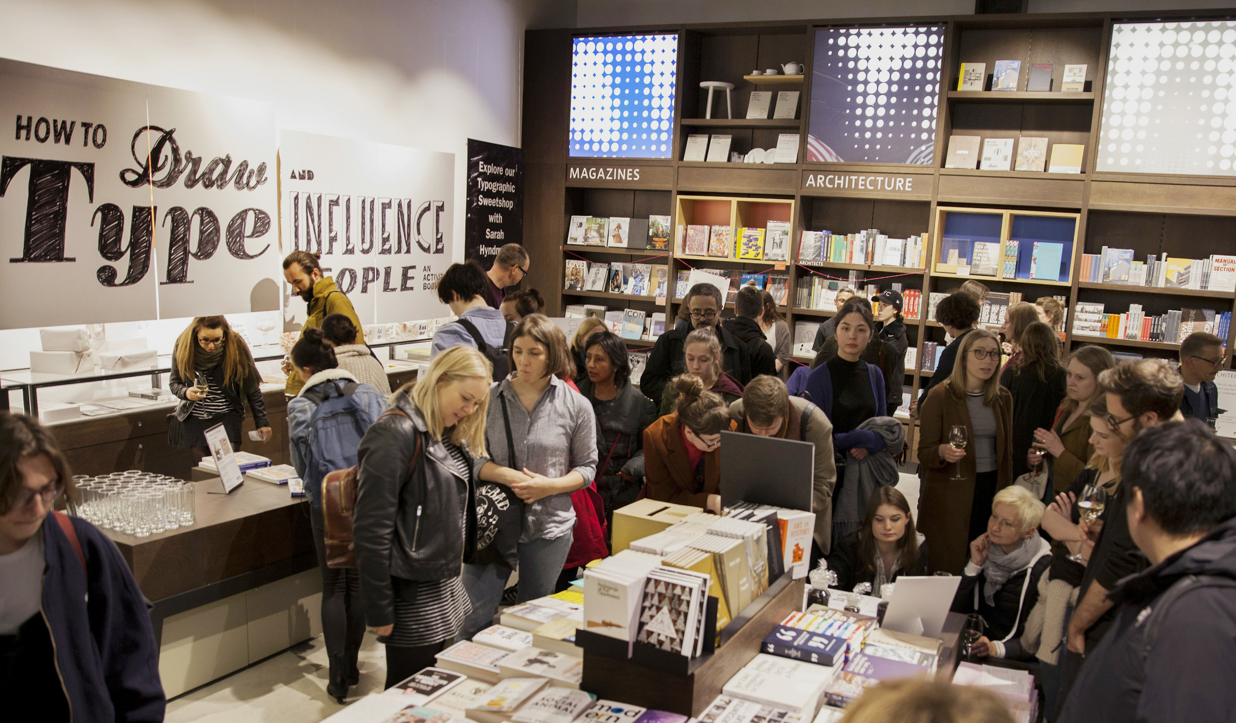 Tate Modern book launch