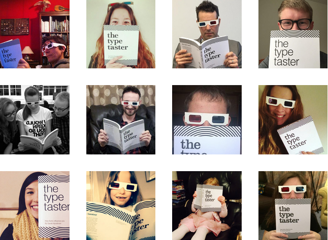 The Type Taster readers' photos