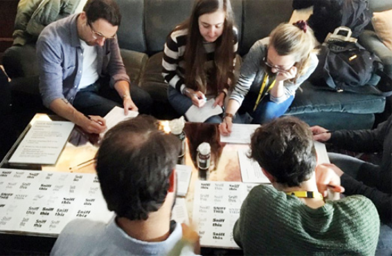 D&AD Festival Fringe workshop