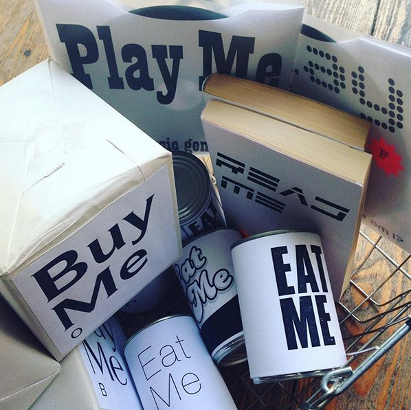 Type Tasting shopping basket