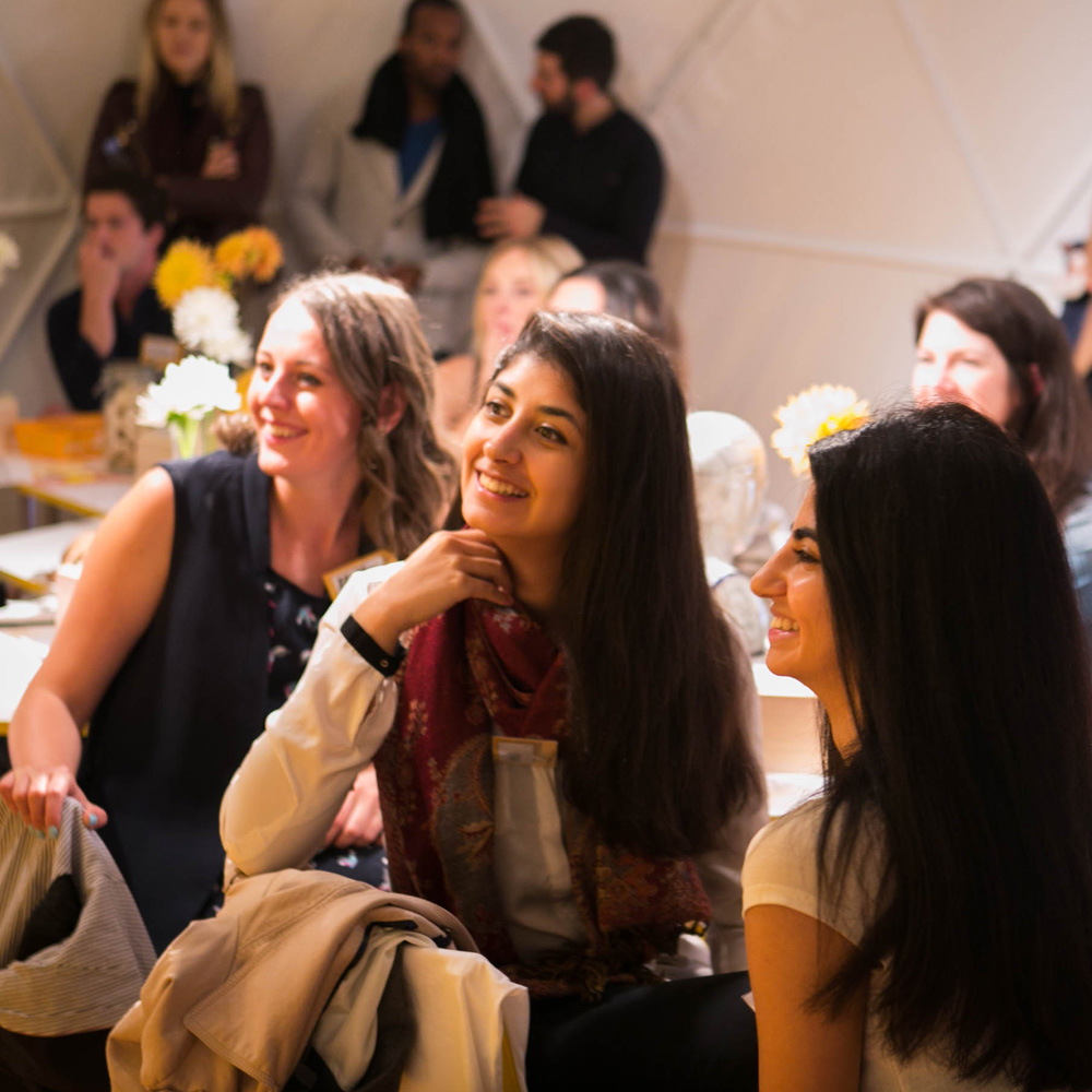 Finding Your Voice workshop for entrepreneurs