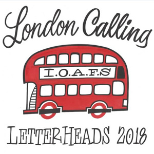 Type Tasting x London Calling present:  18th August  Pop-up Typography Lab & book signing    Letterheads London   Take part in research for the Typographic Interventions project and other Type Tasting experiments.  Presented by Sarah Hyndman   Find out more